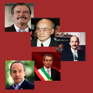 Las pensiones de los expresidentes