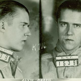 29 - Alvin Karpis, Lietuviškas Gangsteris JAV