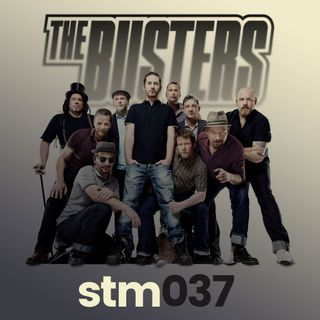 #SistemaSka 037 - The Busters + Los Candelarians + Arthur & The Spooners