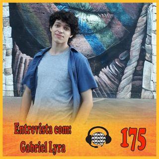 Papo de Calçada #175 Entrevista com Gabriel Lyra