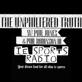 The UnPhiltered Truth- Episode 32 - NFL Draft Special Guest Tre Watson