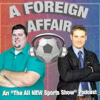 A Foreign Affair: Episode 359: Alisson Has A Mustache