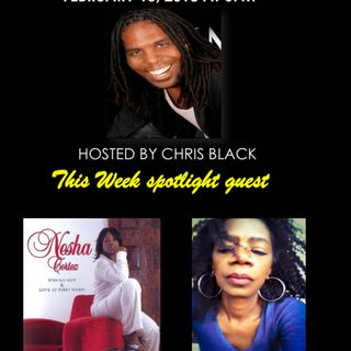 The Chris Black Show featuring Nesha Cortez and Pattie Howard