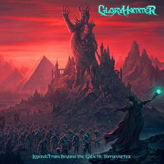 Metal Hammer of Doom: Gloryhammer: Legends From Beyond the Galactic Terrorvortex Review