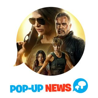 Terminator: Tim Miller VS James Cameron! - POP-UP NEWS