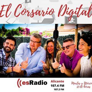 el corsario digital y los presupuestos para Alicante