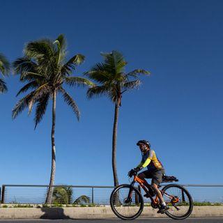 La bicicletta (non) va in vacanza