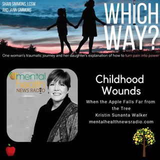 Childhood Wounds - When The Apple Falls Far From The Tree