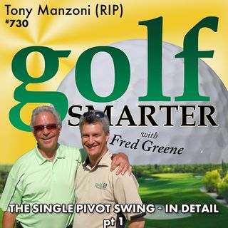A March with Manzoni: The Single Pivot Swing in Detail pt1 with Tony Manzoni (RIP)