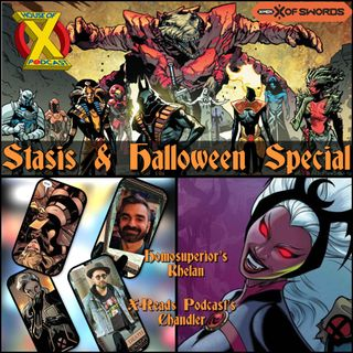 Episode 22 - Stasis and Halloween Special with Guests