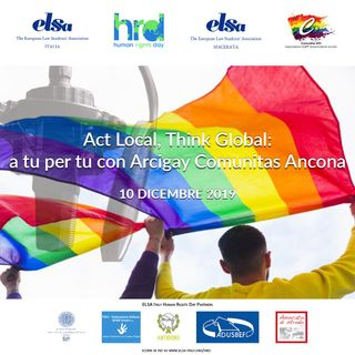 Sete di diritti: l'attualità del Pride