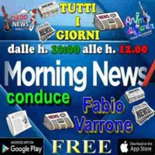 Ciadd News Morning News 13 Ottobre 2016