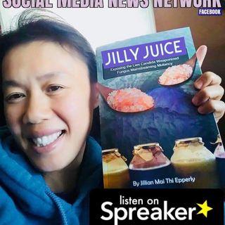 Guest Jillian Mai Thai Book Debut Exposing The Lies Candida Weaponized Fungus Mainstreaming Mutancy