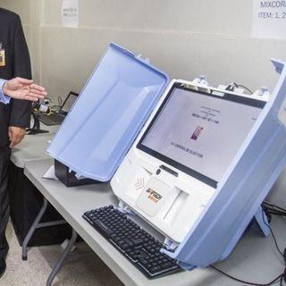 ¿Confías en el voto electrónico?
