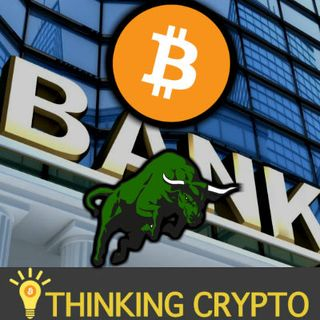 CRYPTO BANK To Be Launched by Barclays Exec - BITCOIN Influencer Coins - Argo Blockchain BTC Mining - Ledger Wallet