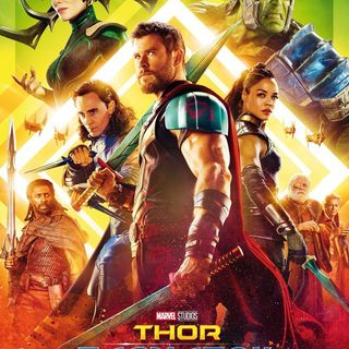 The Game Changer! Thor: Ragnarok Review! Featuring VicTori Belle!