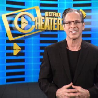 Joey Greco and Gali Kroup
