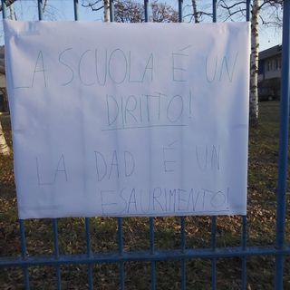 Tutto Qui - mercoledì 10 marzo - Lo sciopero contro la Dad