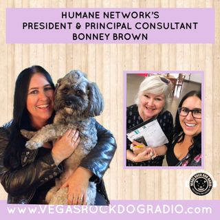 Nevada SPCA Update with Humane Network's​ President and Principal Consultant Bonney Brown