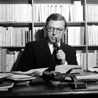 130_Jean Paul Sartre