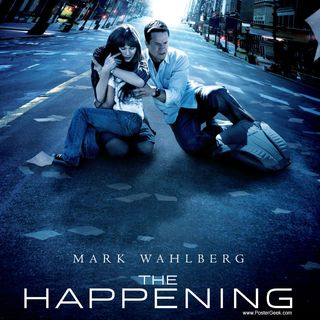 The Happening is Actually a Love Story