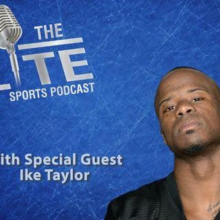 Former NFL Network Analyst Ike Taylor