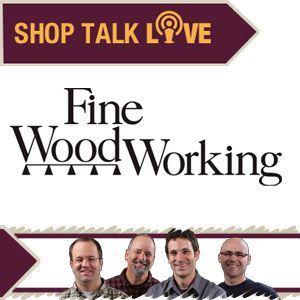Shop Talk Live 21: Tablesaw Tech