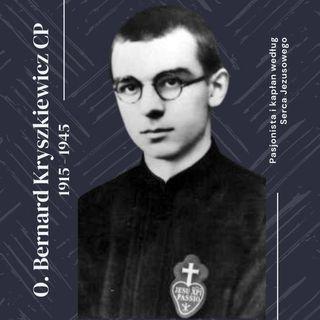 O. Bernard Kryszkiewicz CP