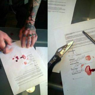 CHARLIE MURPHY Illuminati Blood Sacrifice!!!