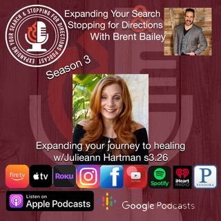 Expanding Your View on Healing w/Julianne Hartman s3.26