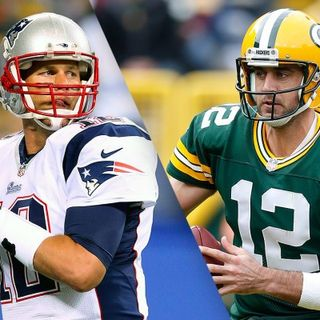 T&T Sports Talk:Tom Brady vs Aaron Rodgers debate,2017 redraft,DB sleepers,Jose Bautista,NHL and NBA playoff updates, and so much more!