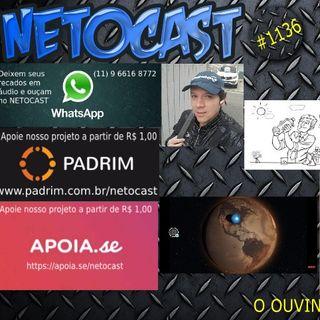 NETOCAST 1136 DE 05/04/2019 - O OUVINTE SOLTA A VOZ
