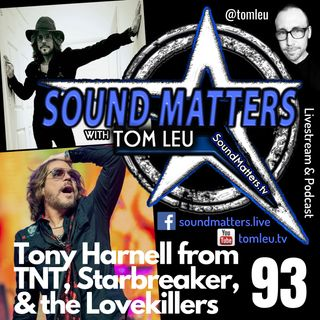093: Tony Harnell from TNT #2