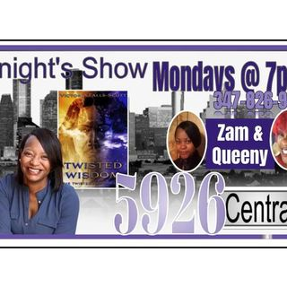 5926 Central with The Cook Sister Special Guest Author Victoria Falls-Scott