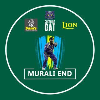 The Murali End