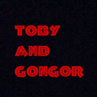 Toby and Gongor 1 lion