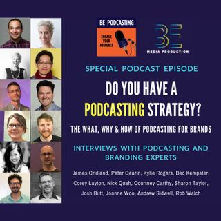 Special Episode: Do you have a podcasting strategy?