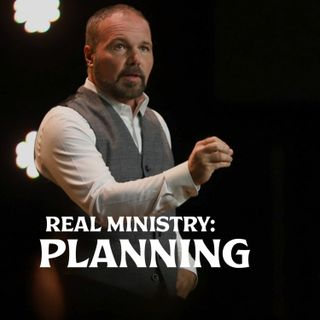 Romans #34 - Real Ministry: Planning
