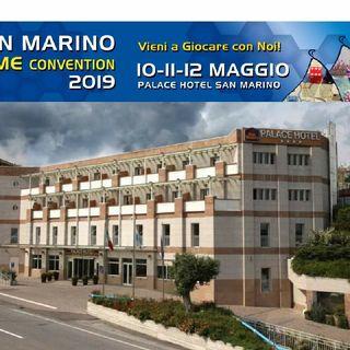 Episode 43 - San Marino 2019. La migliore convention di sempre con Gian Carlo Ceccoli
