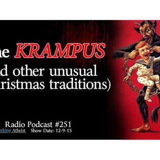 The Krampus (and other unusual Christmas traditions)