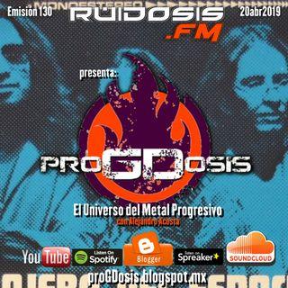 proGDosis 130 - 20abr2019 - Al Universo