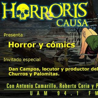 Horror y Cómics