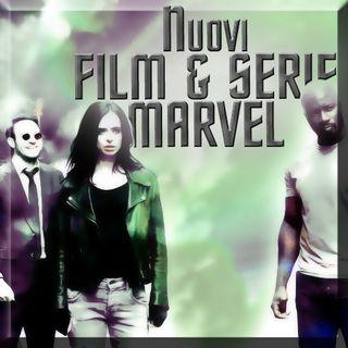 Nuovi film e serie #Marvel