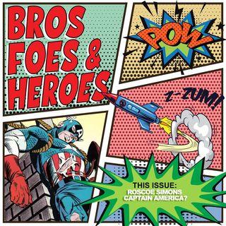 Roscoe Simons - Captain America?