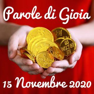 XXXIII Domenica del Tempo Ordinario - Anno A