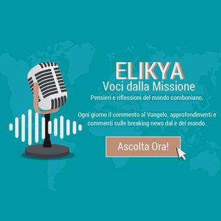 Elikya, la speranza del Vangelo senza confini - Don Stefano Tarocchi, parroco in Chianti e docente Facoltà Teologica - 23 novembre 2020