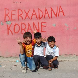S03E15 - Rojava Calling - Davide Grasso