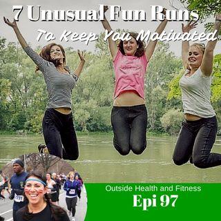 7 Unusual Fun Runs to Keep You Motivated