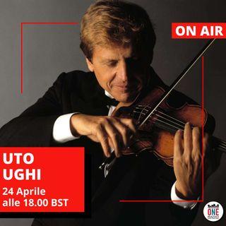 Uto Ughi - Siamo in bilico come su una corda di violino