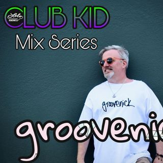 LOLO Knows Club Kid Mix Series... groovenick, Detroit, Deep Space Radio